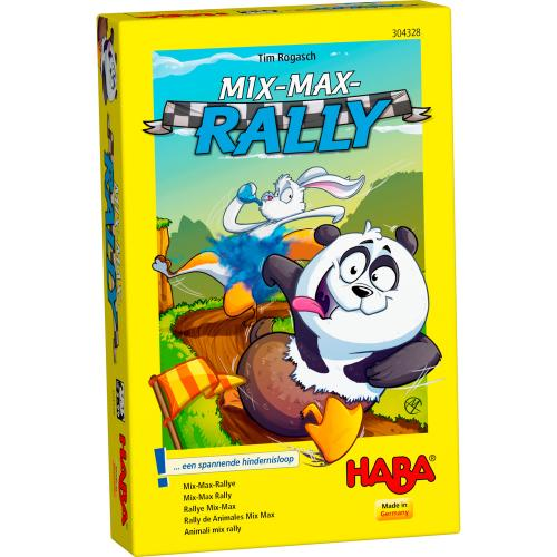 Haba spel [5 jaar +] Mix-Max Rally - 304328