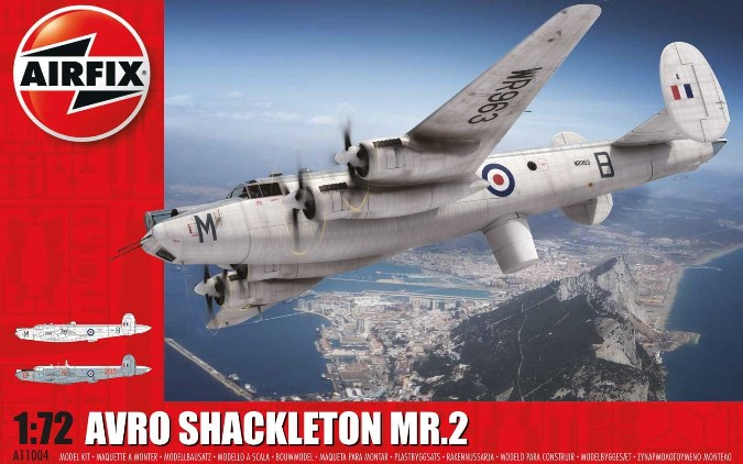 Airfix [8 jaar +] Avro Shackleton MR.2
